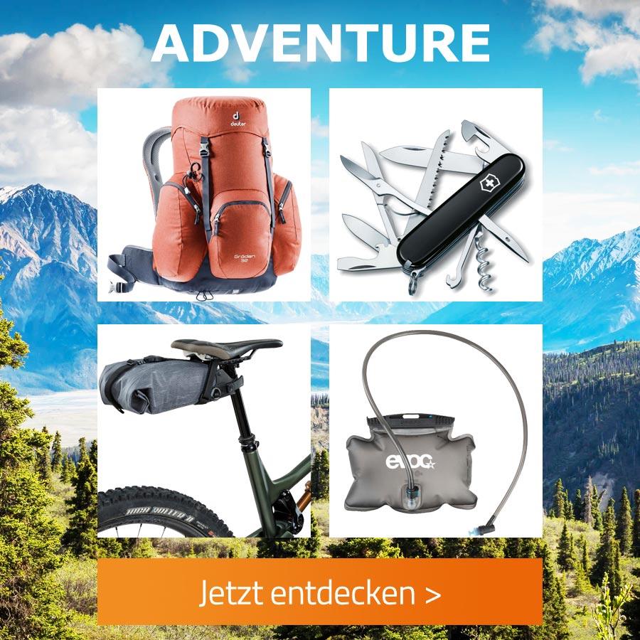 Outdoor und Adventure auf Koffer.de