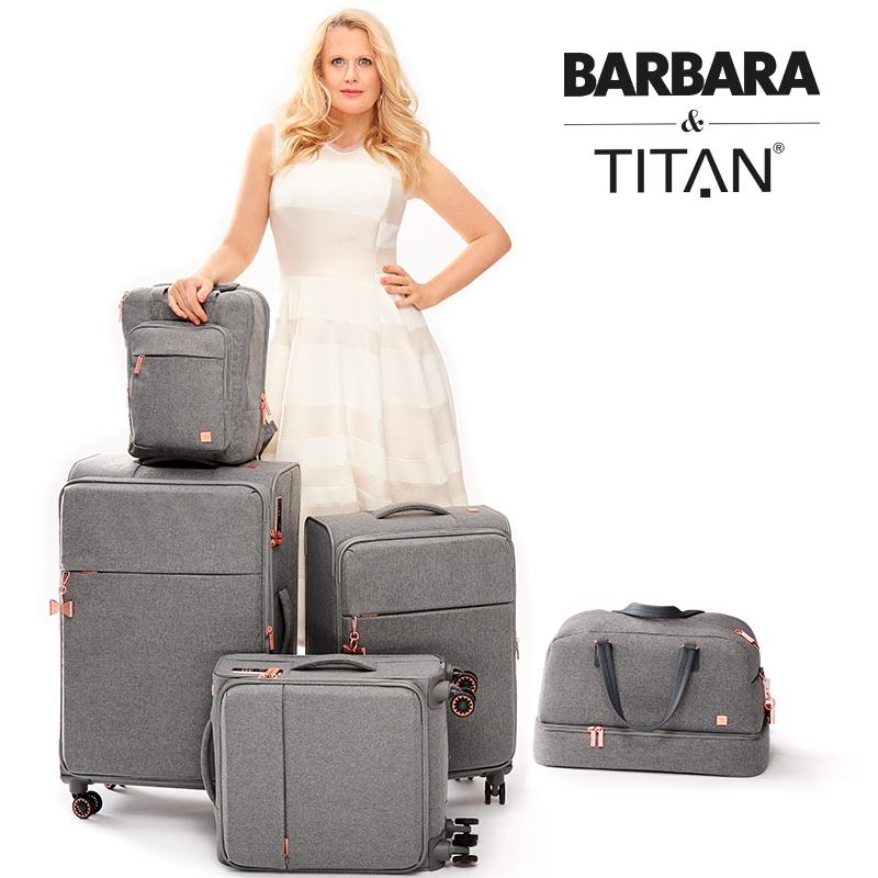 Titan Barbara Koffer