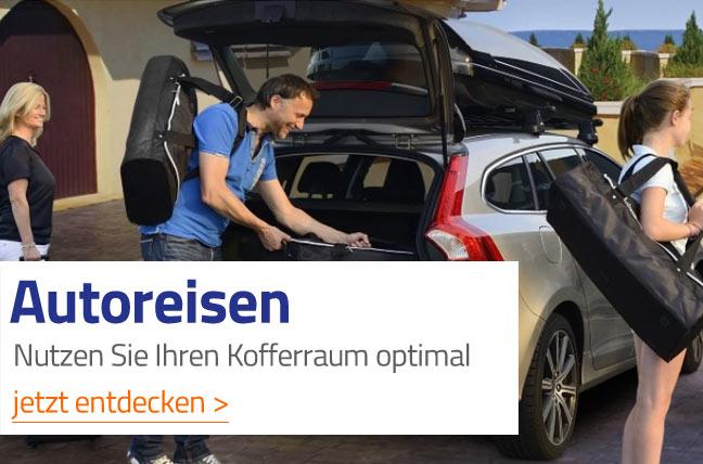 Autoreisegepäck bei Koffer.de