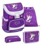 Belmil 'Mini-Fit' Schulranzen Set 4-teilig *Glitzer Edition* You are magical jetzt online kaufen
