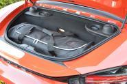 Car-Bags Porsche Boxster Trolleytasche 2w (987 / 981 / 718) ab 2004-2012 / 2012-2016 / 2016- | 1x63l jetzt online kaufen