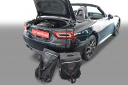 Car-Bags Fiat 124 Spider Reisetaschen-Set ab 2016 | 2x45l + 1x19l jetzt online kaufen