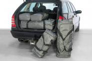Car-Bags Mercedes-Benz C-Klasse estate Reisetaschen-Set (S203) 2001-2007   3x69l + 3x37l jetzt online kaufen