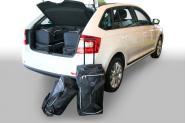 Car-Bags Skoda Rapid Spaceback Reisetaschen-Set (NH1) 2013-2019 | 3x62l + 3x35l jetzt online kaufen