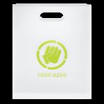 """Coocazoo Heftbox """"FolderHolder"""", mit Tragegriff Weiß/Transparent jetzt online kaufen"""