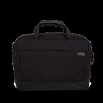A E P Delta Classic Essential Work Bag mit Laptopfach Pitch Black jetzt online kaufen