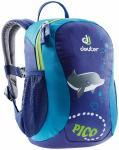 Deuter Pico Kinderrucksack indigo-turquoise jetzt online kaufen