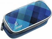 Deuter School Pencil Case Mäppchen blue-crosscheck jetzt online kaufen