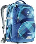 Deuter School Ypsilon Schulrucksack blue crosscheck jetzt online kaufen