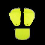 ergobag Schulzubehör pack Seitentaschen Zip-Set, 3-tlg. 2019 und älter gelb jetzt online kaufen