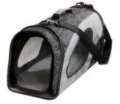 Karlie Flamingo Smart Carry Bag Faltbare Transporttasche S für Katzen und kleine Hunde Schwarz jetzt online kaufen