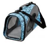 Karlie Flamingo Smart Carry Bag Faltbare Transporttasche L für Katzen und kleine Hunde Blau jetzt online kaufen