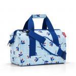 Reisenthel Travelling allrounder M leaves blue jetzt online kaufen
