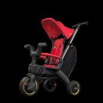 Doona Liki Trike S3 Faltbares Kinder-Dreirad Flame Red jetzt online kaufen
