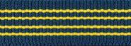 Slim6 Strap -Elastikband blau/gelb jetzt online kaufen