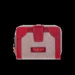 The Bridge Auster Damenbörse rot jetzt online kaufen
