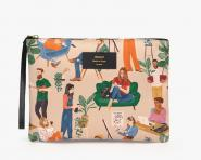 Wouf Recycled Collection XL Pouch Bag Cozy jetzt online kaufen