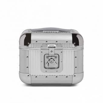 FPM BANK S Vanity Case Moonlight Silver