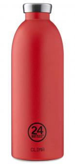24Bottles® Clima Bottle Chromatic 850ml Hot Red