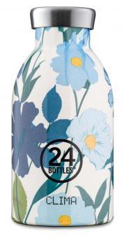 24Bottles® Clima Bottle Floral 330ml Morning Glory