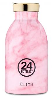 24Bottles® Clima Bottle Grand 330ml Pink Marble