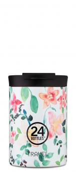 24Bottles® Travel Tumbler Silk 350ml Little Buds
