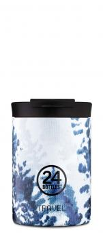 24Bottles® Travel Tumbler Textile 350ml Hush
