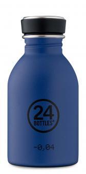 24Bottles® Urban Bottle Chromatic 250ml Gold Blue