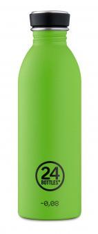 24Bottles® Urban Bottle Chromatic 500ml Lime Green