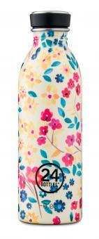 24Bottles® Urban Bottle Silk 500ml Petit Jardin