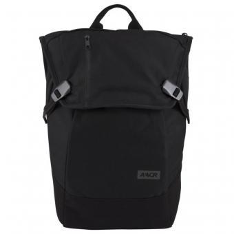 """AEVOR Basic Daypack Rucksack mit Laptopfach 15"""" Black Eclipse"""