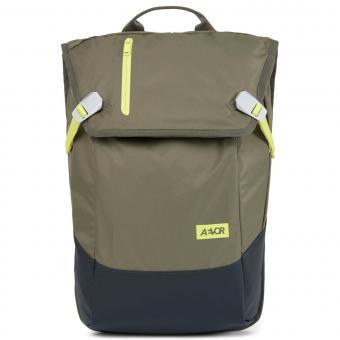 """AEVOR Basic Daypack Rucksack mit Laptopfach 15"""" Slant Lemon"""