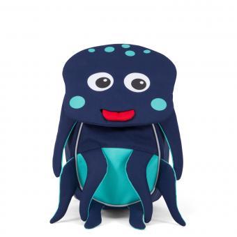 """Affenzahn Kleiner Freund """"Octopus"""" Kindergartenrucksack Blau"""