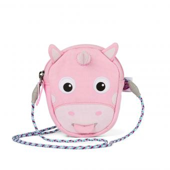 Affenzahn kleine Tasche Kinderportemonnaie Einhorn Pink