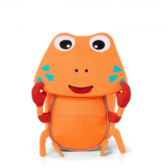 """Affenzahn Kleiner Freund """"Krabbe"""" Kindergartenrucksack *Neon Orange*"""