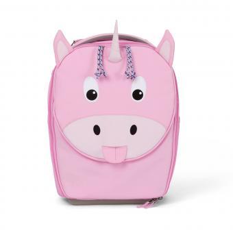 Affenzahn Kinderkoffer Einhorn 2-Rollen Pink