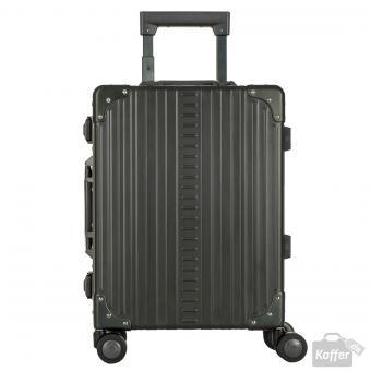 "Aleon Limited Edition Carry-On International 19"" Dunkelgrün"