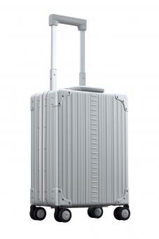 """Aleon Vertical Carry-On Business 20"""" Platin - Silber"""