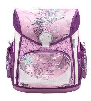 Belmil 'Cool Bag' Schulranzen Set 4-teilig *Glitzer Edition* Magical World