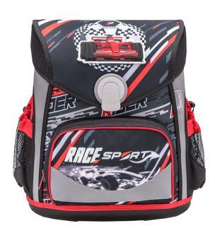 Belmil 'Cool Bag' Schulranzen Set 4-teilig Racing Sport