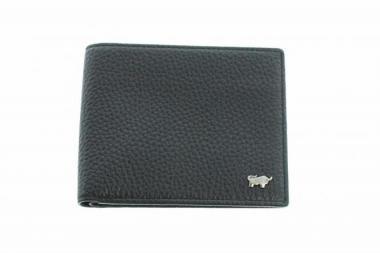 Braun Büffel TURIN Geldbörse 60105 schwarz