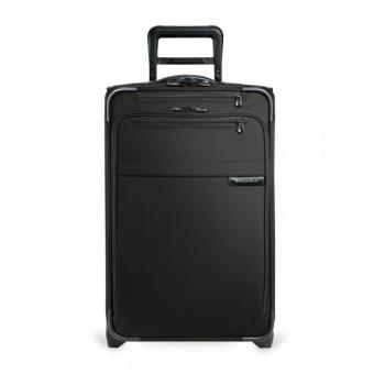 Briggs & Riley Baseline Domestic Carry-On Expandable Upright Black