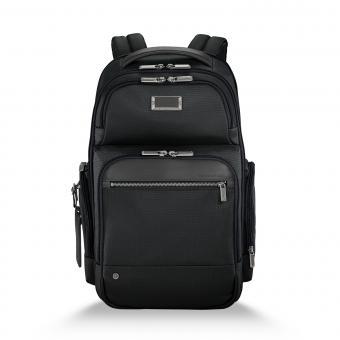 "Briggs & Riley Business Case Medium Cargo Backpack 15.6"" black"