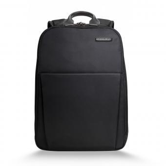 "Briggs & Riley Sympatico Backpack Rucksack mit Laptopfach 15,6"" Black"