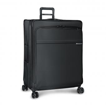 Briggs & Riley Baseline Extra Large Expandable 4-Rollen-Trolley Black