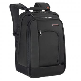 "Briggs & Riley Verb Activate Backpack mit Laptopfach 15.6"" Black"
