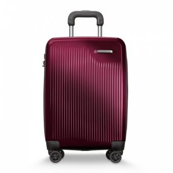 Briggs & Riley Sympatico CX International Carry-On Expandable Spinner Burgundy