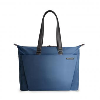 Briggs & Riley Sympatico Shopping Tote Marine Blue