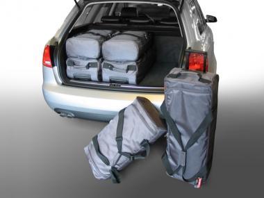Car-Bags Audi A4 Avant Reisetaschen-Set (B6&B7) 2001-2008 | 3x69l + 3x37l