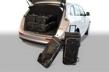 Car-Bags Audi Q5 Reisetaschen-Set (8R) 2008-2017 inkl. E-Tron hybrid | 3x70l + 3x48l